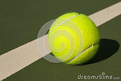 Yellow Tennis Balls - 3