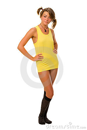 Yellow Vest Stock Image - Image: 11635121