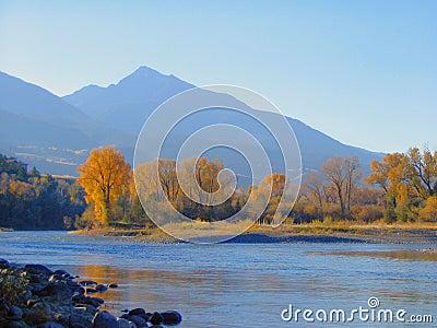 река yellowstone