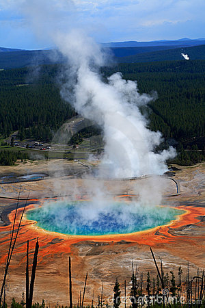 Free Yellowstone National Park Stock Image - 19580741