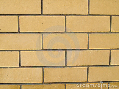 Yelow brick wall