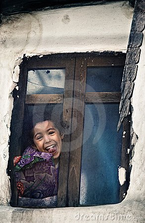 Yemen child Editorial Photography
