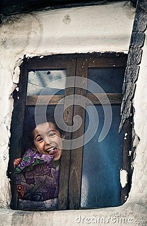 Yemen child Editorial Photography