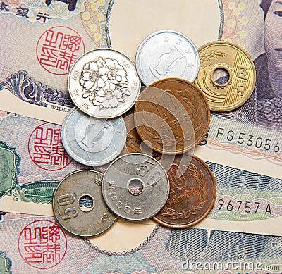 Free Yen Stock Image - 8282781