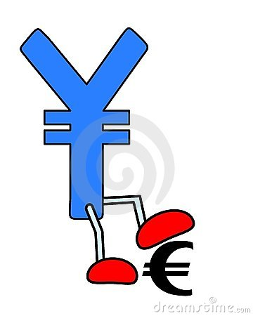 Yen crush Euro