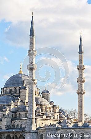 Yeni cammii mosque 13