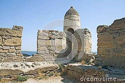 Yeni-Kale in Crimea