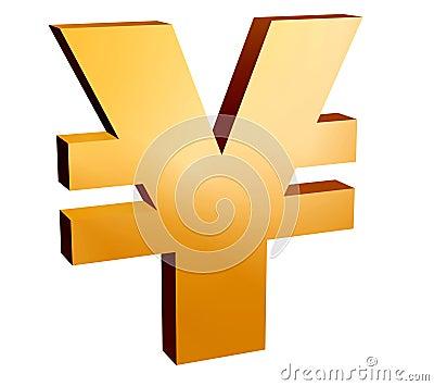 Yensymbol,