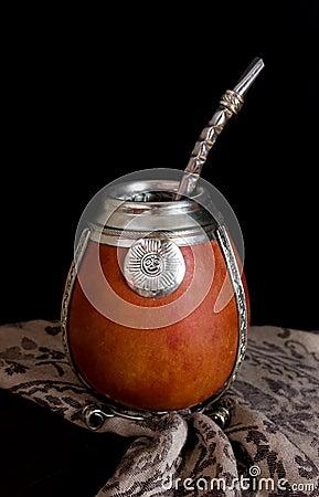 Yerba Mate cup (calabash)