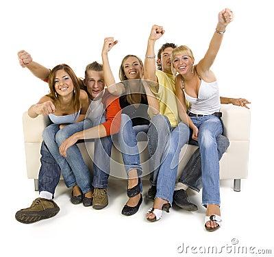 Free Yesss! Royalty Free Stock Image - 2865656