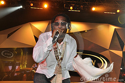Ying Yang Twins perform at Hannessy Artistry Editorial Image