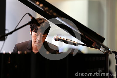 Yiruma Editorial Stock Photo