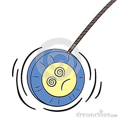 Yo-yo étourdi