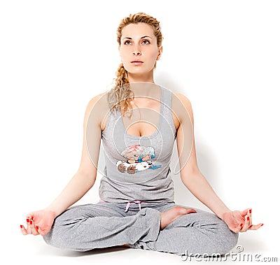 Free Yoga Royalty Free Stock Photos - 10224648