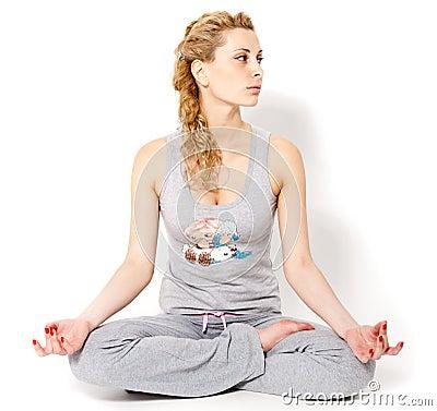 Free Yoga Stock Photography - 10224662
