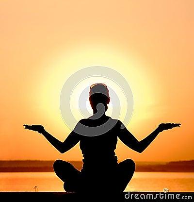 Free Yoga Stock Image - 11209041