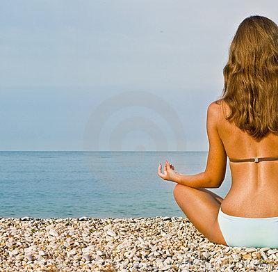 Free Yoga Royalty Free Stock Photos - 15110398