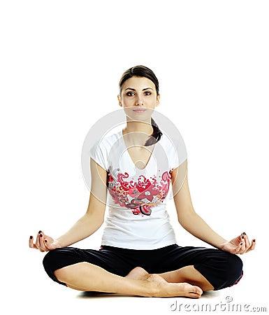 Free Yoga Royalty Free Stock Photography - 18362307