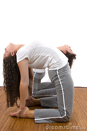 Free Yoga Royalty Free Stock Photos - 2473178