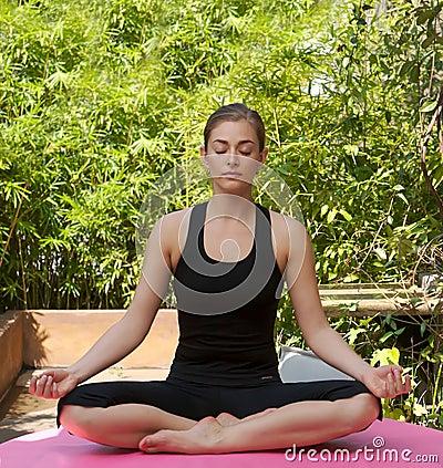 Free Yoga Royalty Free Stock Photography - 3387827