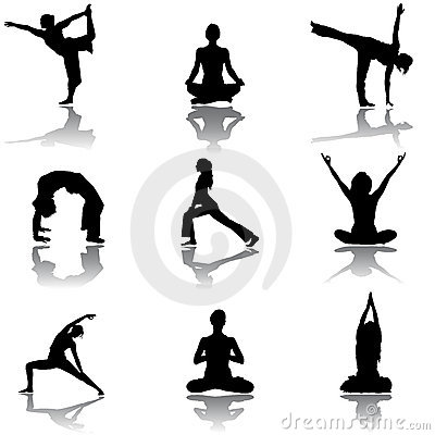 Free Yoga Royalty Free Stock Photo - 4972575