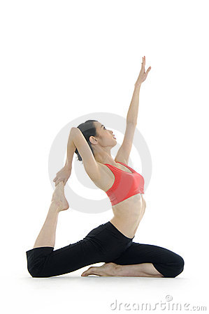 Free Yoga Royalty Free Stock Photos - 5399138