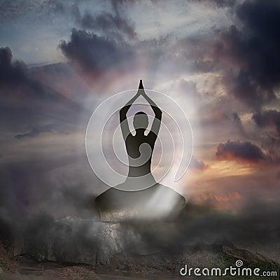 Free Yoga And Spirituality Royalty Free Stock Photo - 21754935