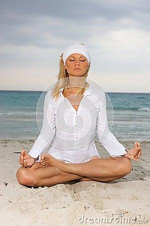 Yoga at Caribbean