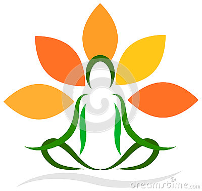 Yoga Vector Illustration