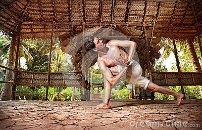 Yoga in Indian shala