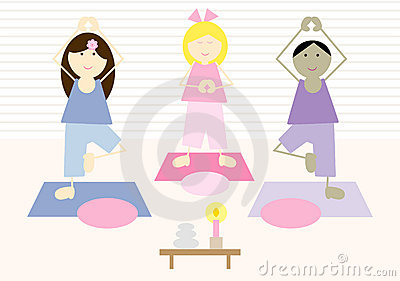 Yoga Kids (III)