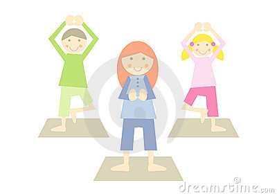 Yoga Kids (IV)