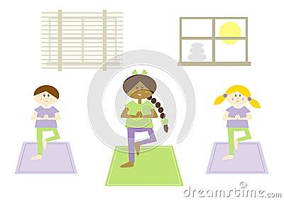 Yoga Kids (VI)