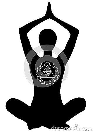 yoga lotus pose ii royalty free stock image  image 13682086