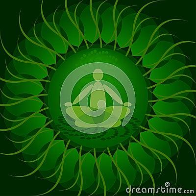 Yoga - Lotus Position