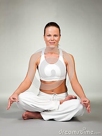 Yoga - Lotus seat