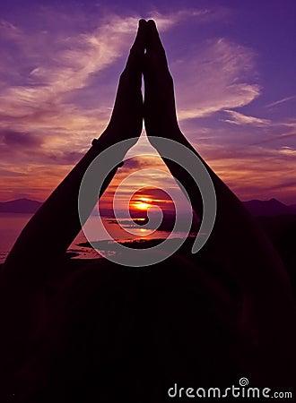Yoga Moment