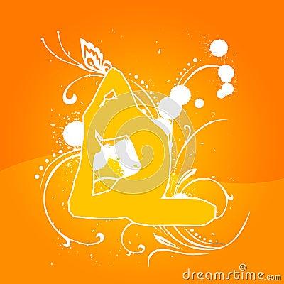 Yoga Orange [03]