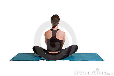 Yoga pose and exercise