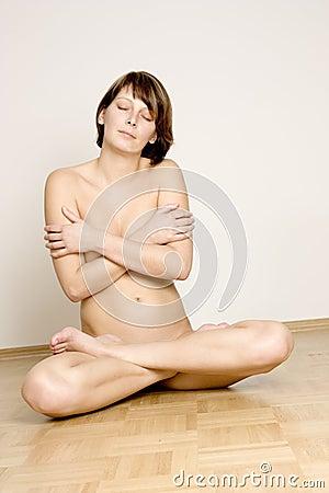 Yoga purity girl