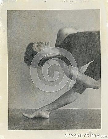 Yoga Revolving Side Angle