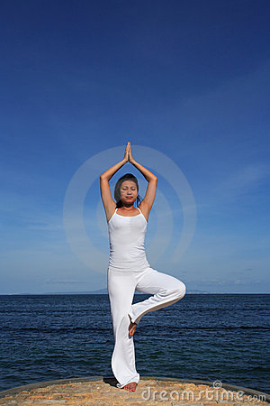 Yoga by Sea