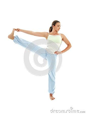 Yoga standing #2