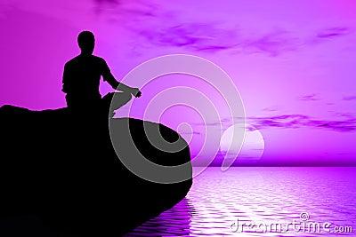 Yoga - Sunrise meditation