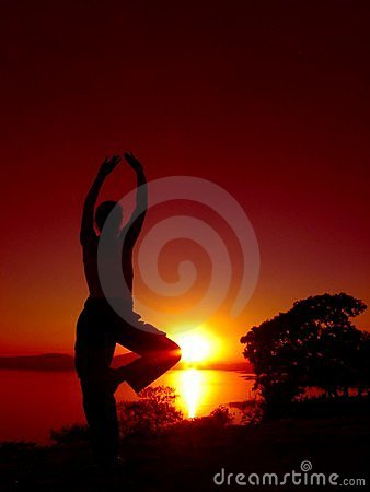Yoga Sunset 3