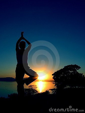 Yoga Sunset 4
