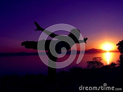 Yoga Sunset 5