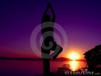 Yoga Sunset 6