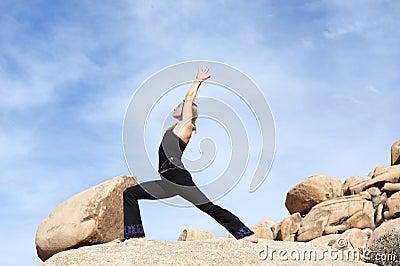 Yoga Virabhadrasana