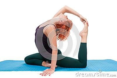 Yogatic asana